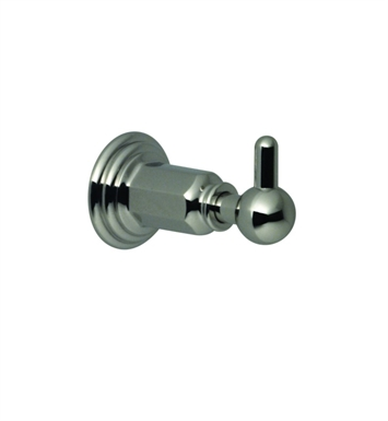 Santec 2966VA75 Single Point Robe Hook With Finish: Satin Nickel <strong>(USUALLY SHIPS IN 1-2 WEEKS)</strong>