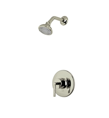 Rohl LOKIT20LM-STN Avanti Shower Package With Metal Lever Handle in Satin Nickel