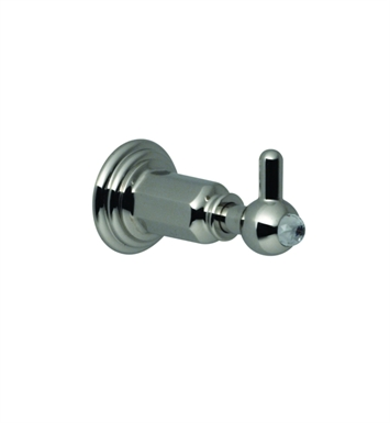 Santec 2966EU88 Single Point Robe Hook With Finish: Bright Pewter <strong>(USUALLY SHIPS IN 2-4 WEEKS)</strong>