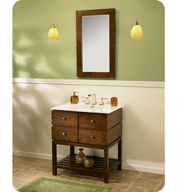 "Fairmont Designs 111-VH30 Windwood 30"" Modern Bathroom Vanity"