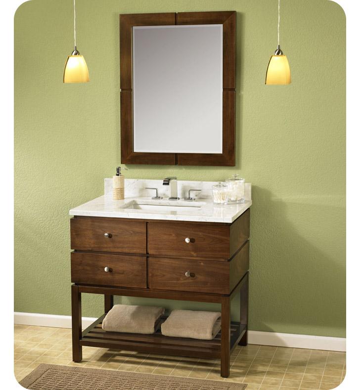 Fairmont Designs 111 Vh36 Windwood 36 Modern Bathroom Vanity