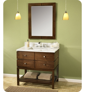 "Fairmont Designs 111-VH36 Windwood 36"" Modern Bathroom Vanity"