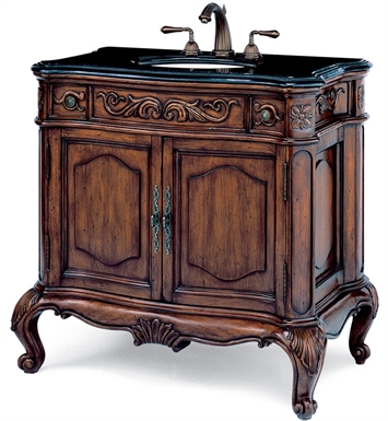 "Cole+Co 10.11.275138.27 [INACTIVE]Provence 38"" Large Antique Bathroom Vanity from Premier Collection"