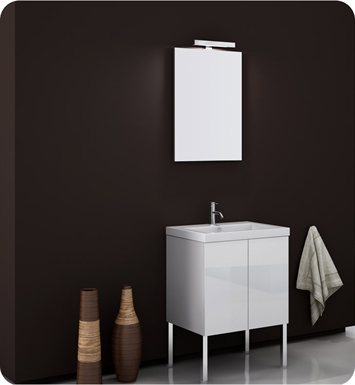 Nameeks SE01 Iotti Modern Bathroom Vanity Set from Space Collection