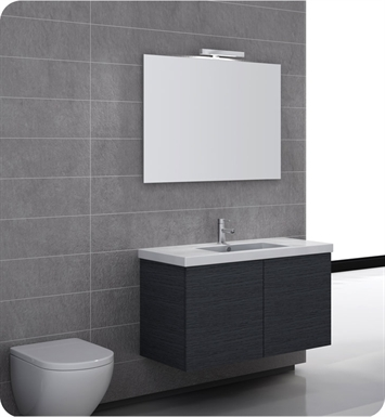 Nameeks SE04 Iotti Modern Bathroom Vanity Set from Space Collection