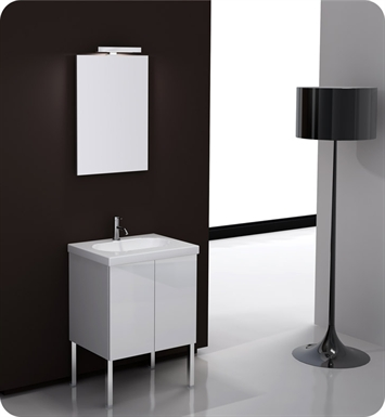 Nameeks TR01 Iotti Modern Bathroom Vanity Set from Trendy Collection