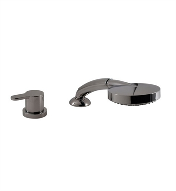 Santec 6656BO10 Estate Bravo Roman Tub Hand Held Shower with BO Handle With Finish: Polished Chrome <strong>(USUALLY SHIPS IN 1-2 WEEKS)</strong>