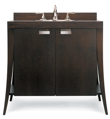 "[INACTIVE]Cole+Co Lily 40"" Contemporary Bathroom Vanity with Countertop from Designer Series Collection"