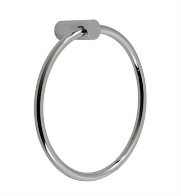 Santec 6664BO75 Estate Towel Ring With Finish: Satin Nickel <strong>(USUALLY SHIPS IN 1-2 WEEKS)</strong>