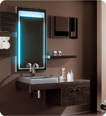 Nameeks NC1 Iotti Modern Bathroom Vanity Set from Concept One Collection