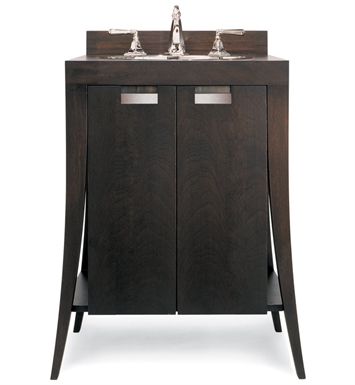 "[INACTIVE]Cole+Co Petite Lily 28"" Contemporary Bathroom Vanity with Countertop from Designer Series Collection"