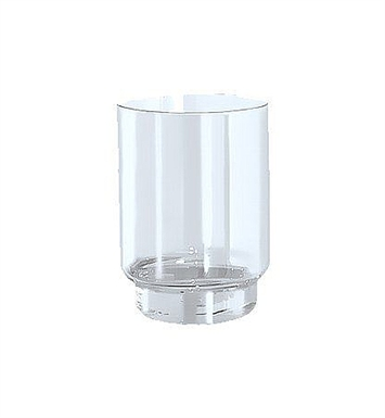 Keuco 00850000100 City 2 Acrylic Glass Tumbler