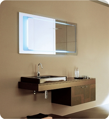 Nameeks Iotti NC2 Modern Bathroom Vanity Set from Concept One Collection