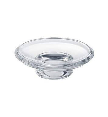 Keuco 02355009000 City 2 Crystal Soap Dish