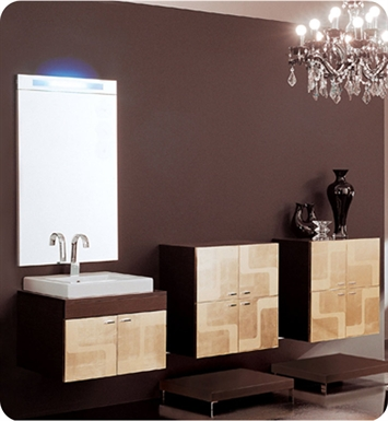Nameeks NC3 Iotti Modern Bathroom Vanity Set from Concept One Collection