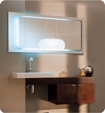 Nameeks NC5 Iotti Modern Bathroom Vanity Set from Concept One Collection