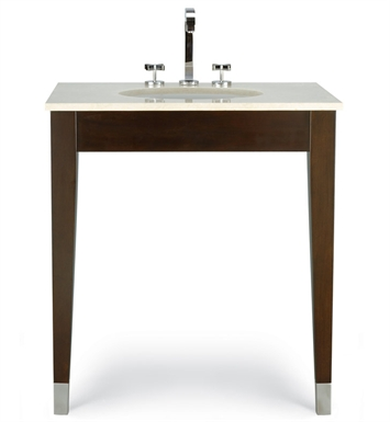 "Cole+Co 12.11.275131.08 [INACTIVE]Clarissa 31"" Medium Contemporary Bathroom Vanity from Custom Collection"