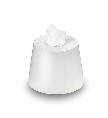 Keuco 11177003001 Edition 11 Tissue Box in Porcelain