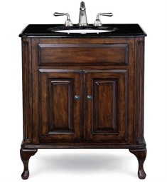 "Cole+Co Estate 31"" Medium Antique Bathroom Vanity from Custom Collection"