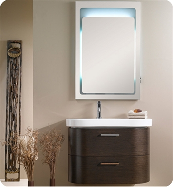 Nameeks NR1 Iotti Modern Bathroom Vanity Set from Rondo Collection