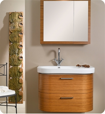 Nameeks Iotti NR3 Modern Bathroom Vanity Set from Rondo Collection