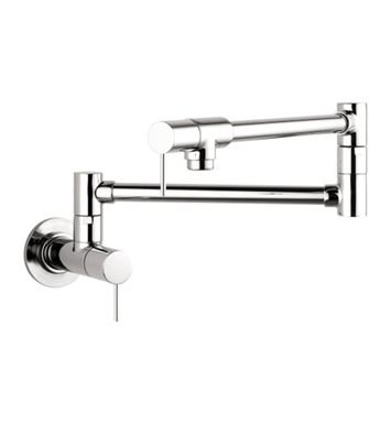 Hansgrohe 10859801 Axor Starck Wall-Mounted Pot Filler With Finish: Steel Optik
