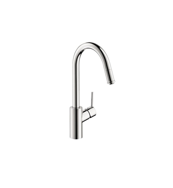 Hansgrohe 14872 Talis S 1-Spray HighArc Pull-Down Kitchen Faucet