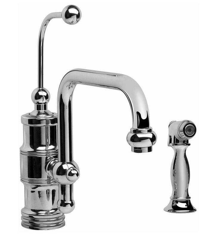 Graff Kitchen Faucets: Graff G-4825 Wellington Kitchen Faucet
