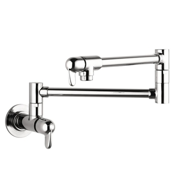 Hansgrohe 04059001 Allegro E Wall-Mounted Pot Filler With Finish: Chrome