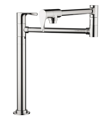 Hansgrohe 39838 Axor Citterio Deck-Mounted Pot Filler