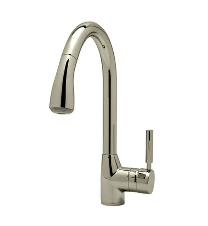 Rohl Modern Lux Pull Down Kitchen Faucet