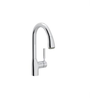 "Rohl R7505S Modern 7 1/8"" Deck Mounted Lux Pull-Down Bar/Food Prep Faucet"