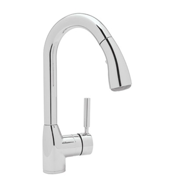 Rohl R7505S-APC Modern Lux Pull-Down Bar Faucet With Finish: Polished Chrome