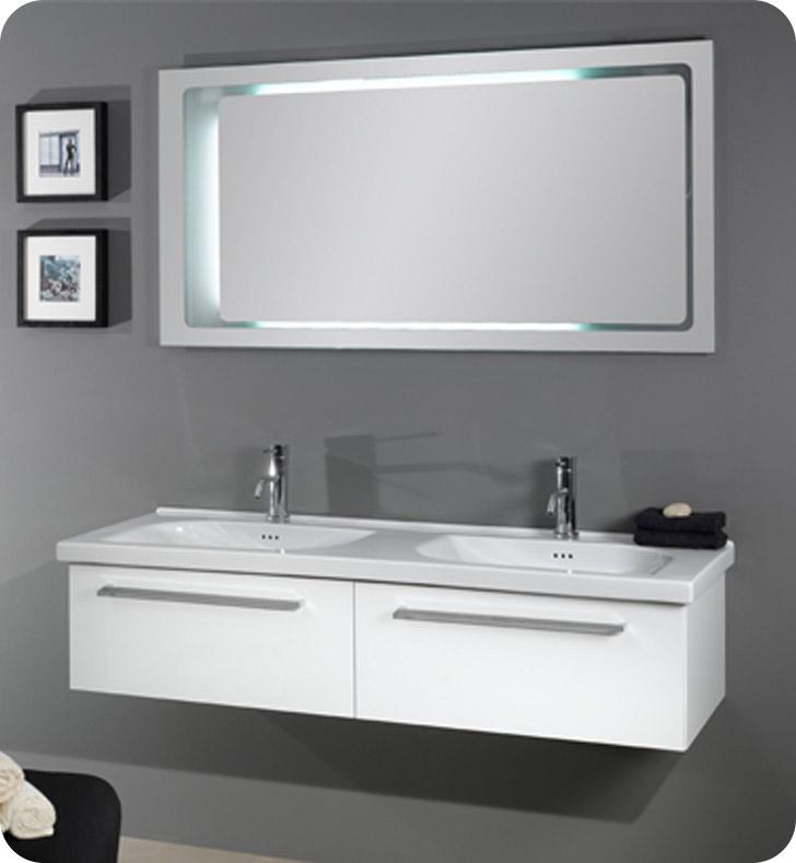 Nameeks fl2 iotti modern bathroom vanity set from fly for Nameeks bathroom sinks