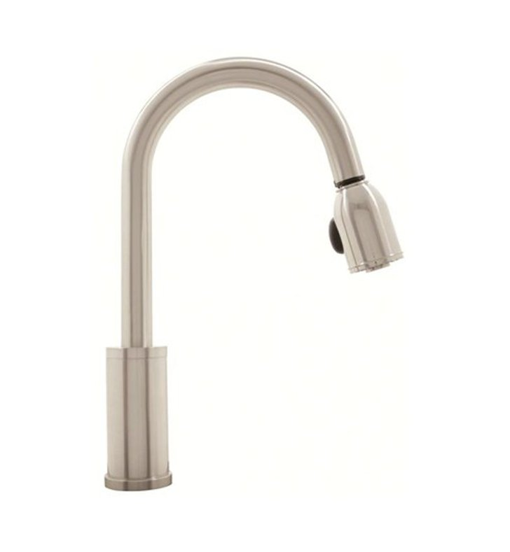 danze pull down kitchen faucet danze d457058 parma single handle pull kitchen 23445