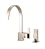Danze Sirius™ Single Handle Kitchen Faucet with Spray in Stainless Steel