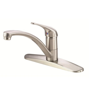Danze D406112 Melrose™ Single Handle Kitchen Faucet in Chrome