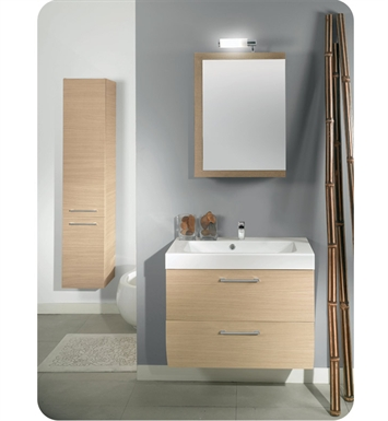 Nameeks NN3-GO Iotti Modern Bathroom Vanity Set from New Day Collection With Finish: Gray Oak