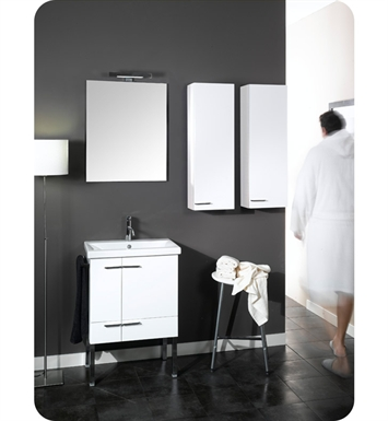 Nameeks NS6 Iotti Modern Bathroom Vanity Set from Simple Collection