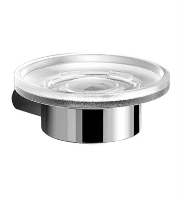 "Graff G-9401-PN Phase/Terra 4 3/8"" Wall Mount Soap Dish and Holder With Finish: Polished Nickel"