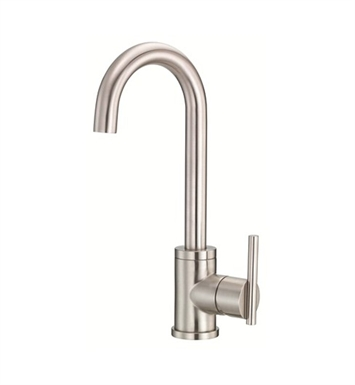 Danze Parma™ Single Handle Bar Faucet in Stainless Steel