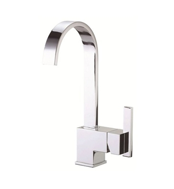 Danze D151644 Sirius™ Single Handle Bar Faucet in Chrome