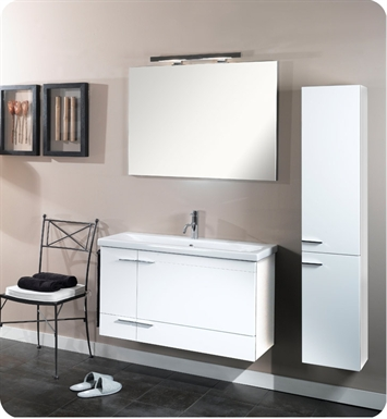 Nameeks NS7 Iotti Modern Bathroom Vanity Set from Simple Collection