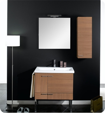 Nameeks NS10 Iotti Modern Bathroom Vanity Set from Simple Collection