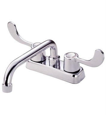 Danze D100353 Melrose™ Two Wristblade Handle Laundry Faucet in Chrome