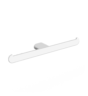 Graff G-9406-BNi Phase Tissue Holder & Towel Bar With Finish: Brushed Nickel