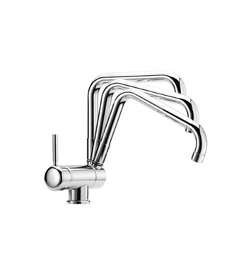 Nameeks S7009 Deck Mounted Single Handle Kitchen Faucet