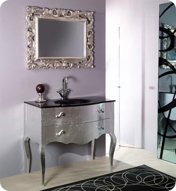 Nameeks Iotti NB1 Modern Bathroom Vanity Set from Boheme Collection