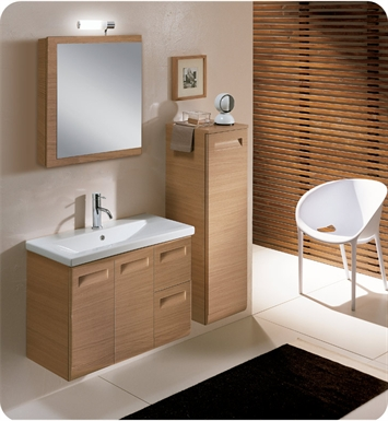 Nameeks NG2 Iotti Modern Bathroom Vanity Set from Integral Collection