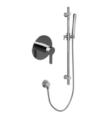 "Graff G-7275-LM46S Terra 27 5/8"" Contemporary Full Pressure Balancing Shower Set"